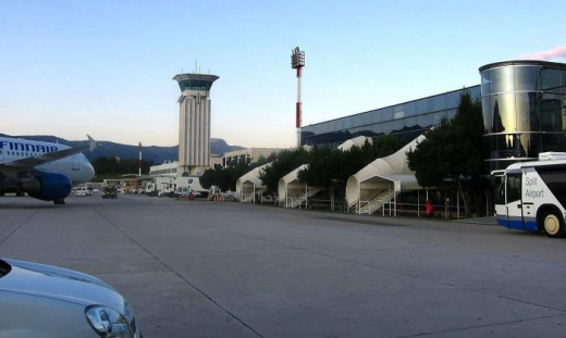Split airport transfer makarska